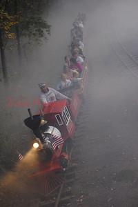 *2011* Spooky Pioneer Train