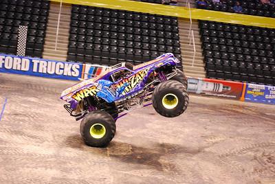 Knoxville, TN Monster Jam 2009