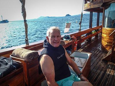 Komodo Dive Trip Aboard Damai Duo