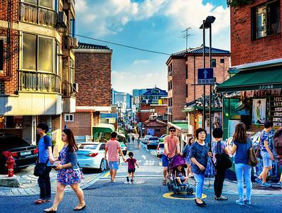 Korean Neighborhoods
