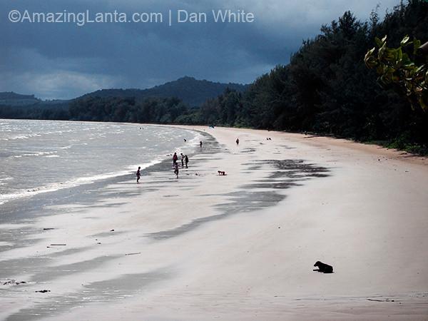 Noppara Thara Beach, Ao Nang, Krabi, Thailand