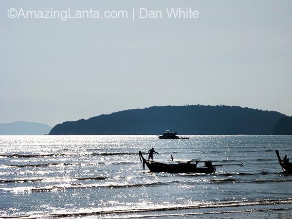 Noppara Thara Beach. Ao Nang. Krabi. Thailand.