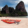 Railay. Krabi. Thailand.