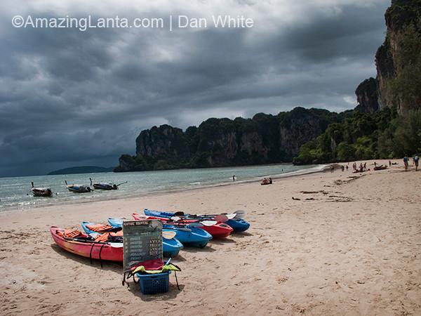 Railay. Krabi. Thailand.