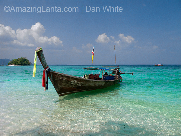 Poda Island. Krabi. Thailand.