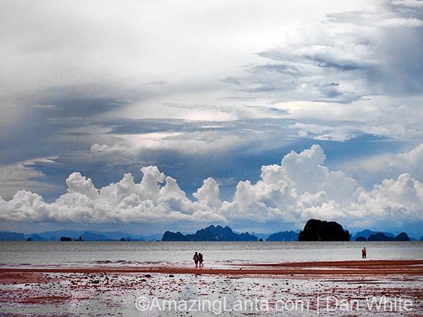 Tubkhaek Beach. Krabi. Thailand.