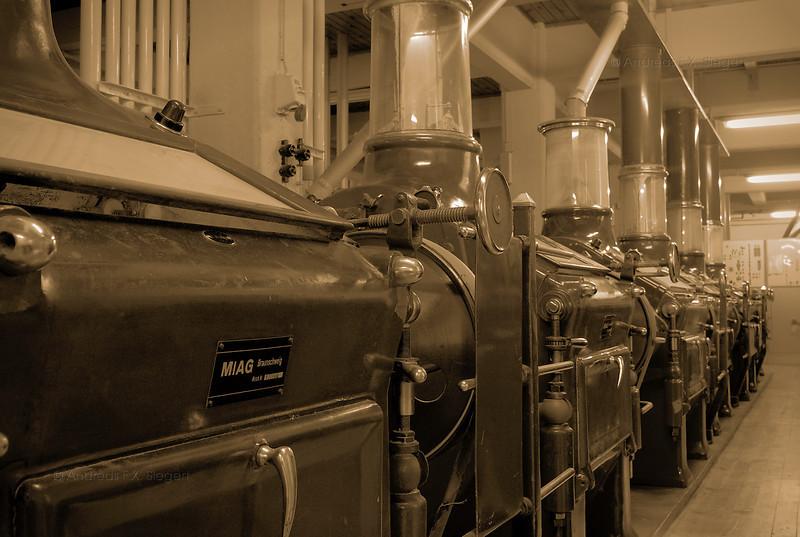 Flour mill at Kraemersche Kunstmühle