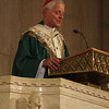 Cardinal Wuerl at Basilica Mass