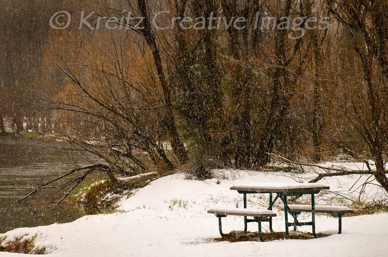 Waiting for Spring II (Yosemite Valley)<br /> © Kreitz Creative Images, Palo Alto, CA