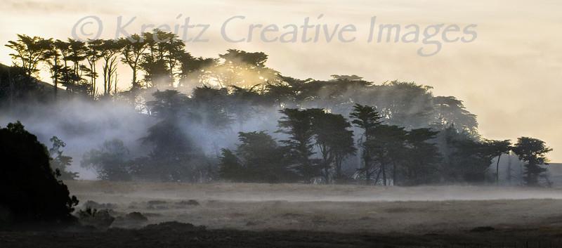 Carmet Beach Sunrise<br /> © Kreitz Creative Images, Palo Alto, CA