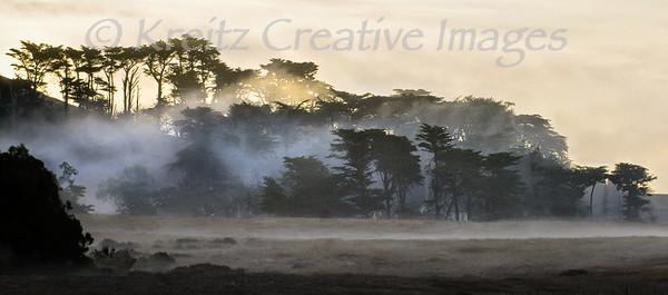 Carmet Beach Sunrise © Kreitz Creative Images, Palo Alto, CA