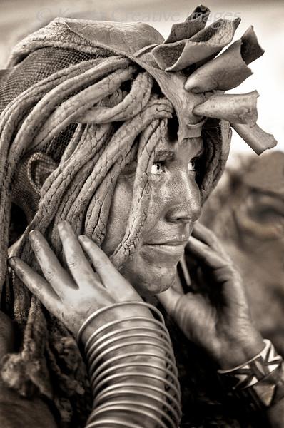 Rasta Woman<br /> © Kreitz Creative Images, Palo Alto, CA