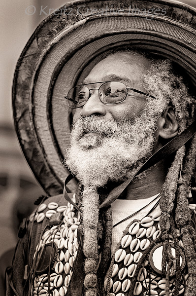 Rasta Man<br /> © Kreitz Creative Images, Palo Alto, CA
