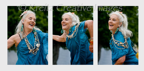Dance! (Triptych) © Kreitz Creative Images, Palo Alto, CA