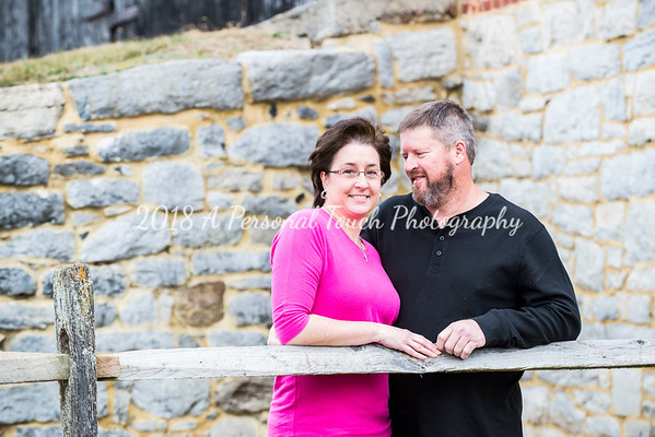Kristen and Jeff's engagement pictures