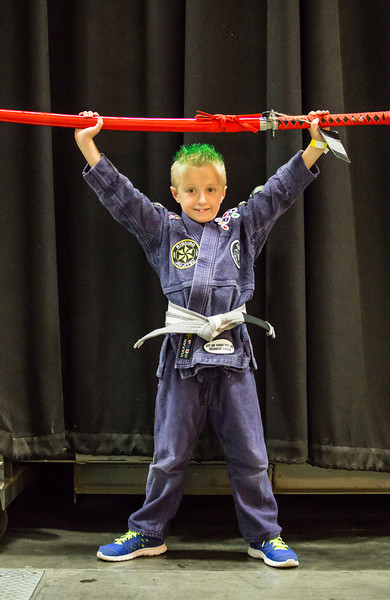 <h3> <font><b> Joey Barros II, Oregon </b> <br><br> I am 9 years old. I started Jiu Jitsu in November 2012 at Salem-Keizer Brazilian Jiu Jitsu. I have tried a couple other sports like baseball and soccer but didn't enjoy them that much. I have always wanted to play football but can't because I had head surgery when I was younger. I wanted to do a sport so my mom and dad started looking for other after school sports I could do. My dad found Jiu Jitsu classes and told me what Jiu Jitsu was and we watched some YouTube videos about it. After that I wanted to try it out and see if I liked it. I have had a lot of fun since starting at SKBJJ. I have met some really cool people and have a few friends that I go to school with that go to SKBJJ now. I love competing at the tournaments also. They are really fun and give me a chance to try all the cool moves my Professor and Instructors teach! When I am not learning Jiu Jitsu I like to play outside with my friends. I also like to go boa ting, camping and hunting with my family. <br><br> My goal is to one day be a Black belt and have my own academy!!! <br><br> I have competed in 5 competitions in my first year.  <br>2nd place in Sub League Qualifier 1 <br>4th place in Sub League Qualifier 2 <br>4th place in Sub League Championship <br>3rd place at Oregon Open  <br> Break through 1st place at NAGA!!!</font> </h3>