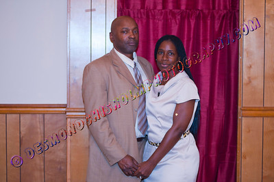 Kristle & Anthony Wedding Reception (Personal Photos)