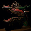 Oooohhh...aaaahhhhh.  It's a dragon figurehead from a boat.