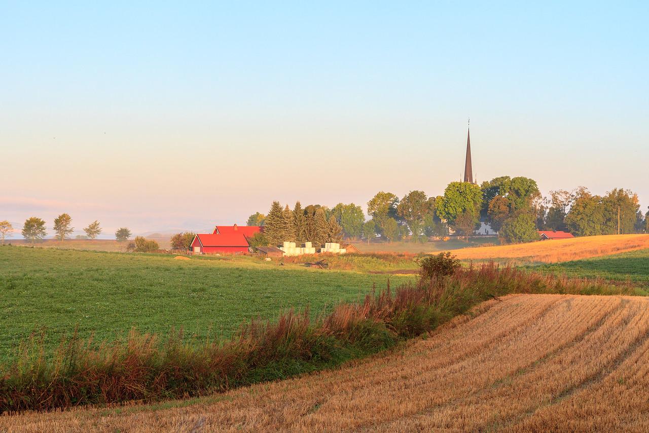 Kulturlandskap på Stange Vestbygd