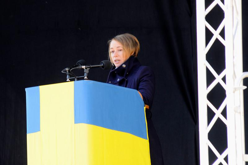 Camilla Brunsberg (M)<br /> Kommunstyrelsens ordförande