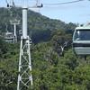 Starting our Skytrain journey from Kuranda to Cairns