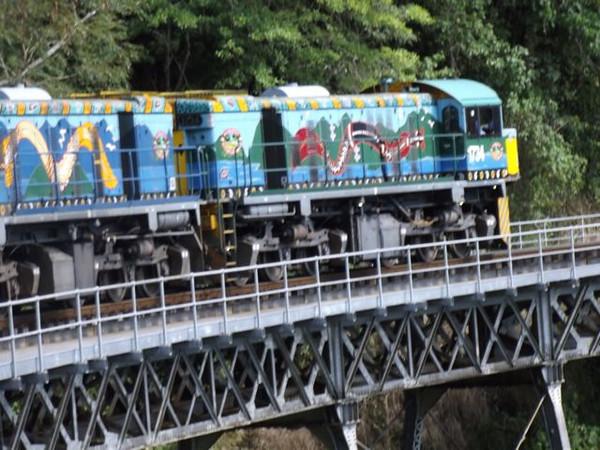 The Kuranda Scenic Express