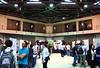Event hall where demos and poster sessions took place.<br /> <br /> Sala gdzie odbywaly sie demonstracje sprzetu i pokazy plakatow.
