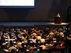 Bla, bla, bla... During a conference presentation.<br /> <br /> Prezentacja na konferencji.