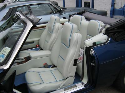 L632WDU 6 litre INSIGNIA convertible