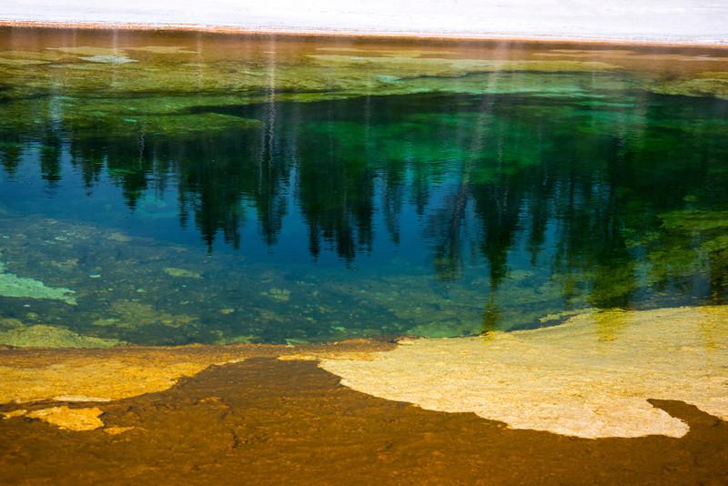 Yellowstone, Wyoming, USA