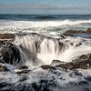 Thor's Well, Oregon, USA