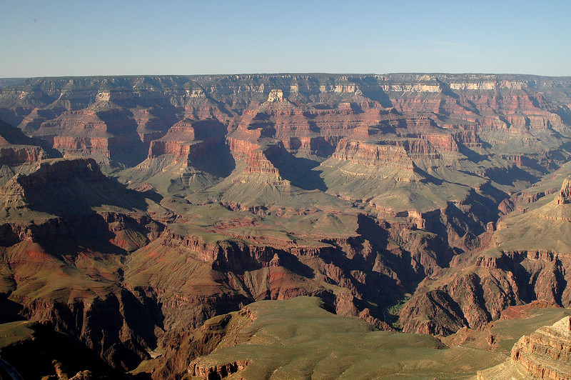 SOUTH RIM, GRAND CANYON N.P.
