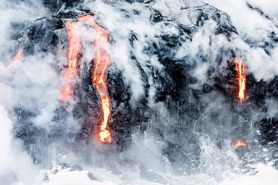 Big Island Volcano, Hawaii, USA