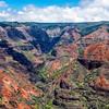 Waimea Canyon, Kauai, USA