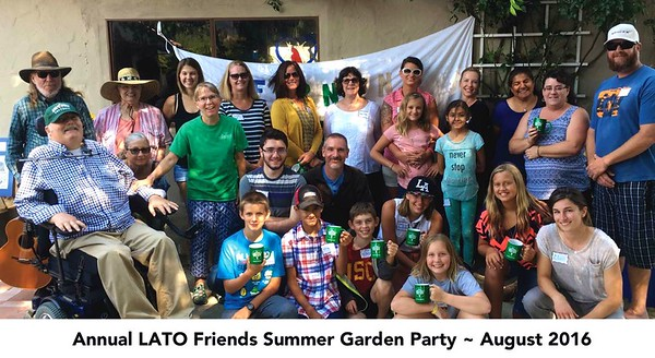 LATO Volunteers, Friends and Partners