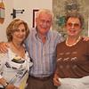 Una cara amica (prima di Perugia, adesso a Roma) Lucia, Mario e Maria Elisa. Fiera di Roma.