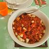 L'arte della cucina: gnocchi con sugo Bolognese!