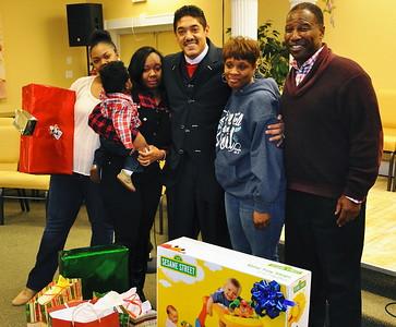 LDAC 2014 Christmas Gifting