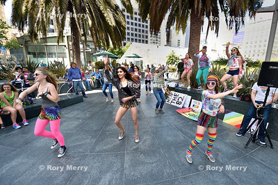 LGBT Flash Mob  San Francisco