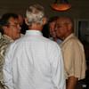 L to R:  Ron Sales, (Ron B hiding?), Clay Lozier (back), Aldyn (Harry) Jones, Glenn C.