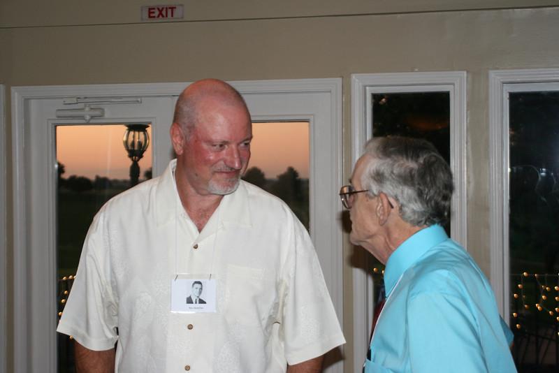 Ron Bratcher and Gary Overstreet