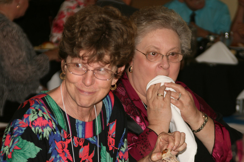 Linda Stutler Deniz and Barbara Warren Peterson
