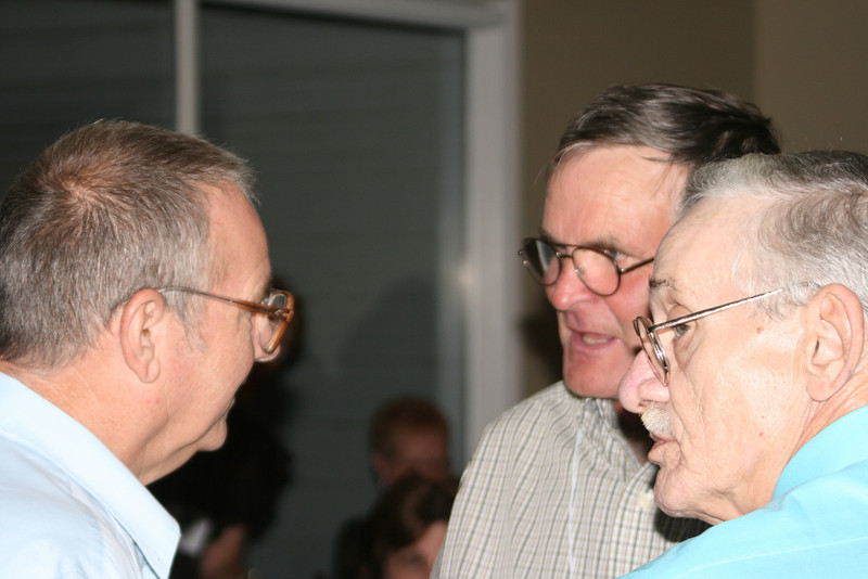 Garry, Gary, and Gary - Coe, Linthacum, and Overstreet