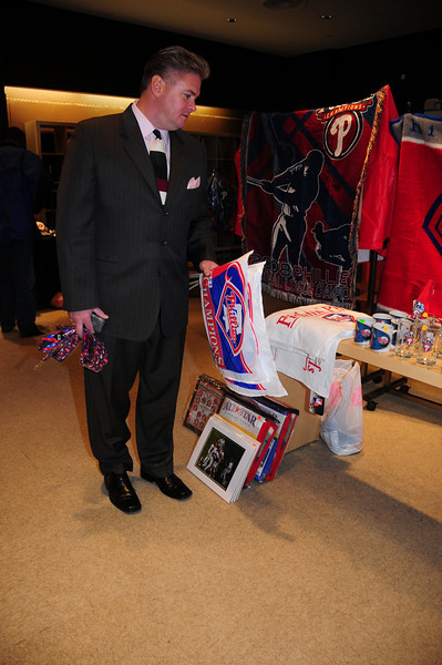 Frank Welsh, President of FranklyLegal picks up a few things