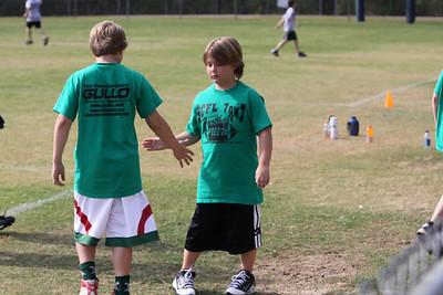 LJ 7 on 7 Football - 5-7-2011 Won 7-6, Won 26-6