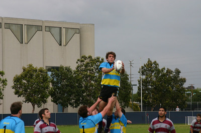 LMU vs. UCLA Rugby 2005
