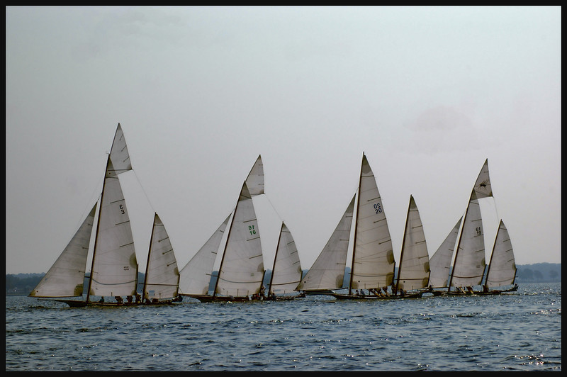 2005 Races .. shot from Oxford Park, Oxford, Maryland