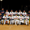 JAN2011 Cleveland Indians Fantasy Camp.  Team Championship Photo.  On-Camera Flash with Canon 580EX.