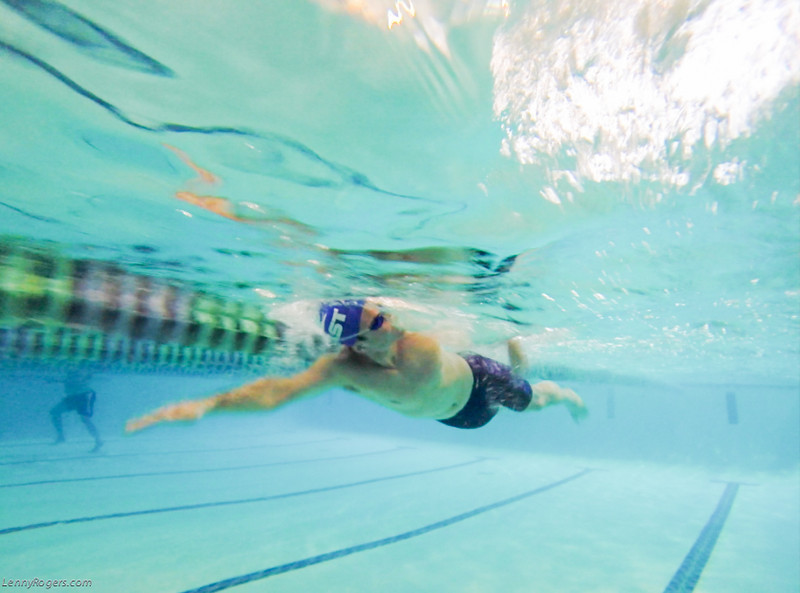 Swim Stroke Analysis - Dave Anshen