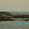 Little Mark Island, from southern tip of Bailey Island, Maine